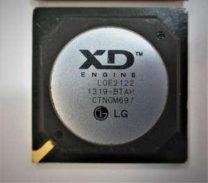 پردازنده  LGE2122