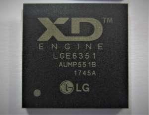 پردازنده  LGE6351
