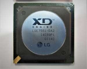 پردازنده  LGE7551-DA2